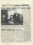 Cedarville College Bulletin, February 1948