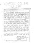 Cedarville College Bulletin, October 1948