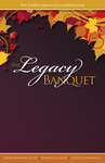 2011 Legacy Banquet by Cedarville University