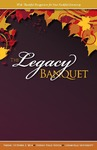 2014 Legacy Banquet by Cedarville University