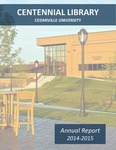 Centennial Library 2014-2015 Annual Report