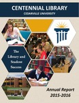 Centennial Library 2015-2016 Annual Report