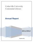 Centennial Library 2011-2012 Annual Report