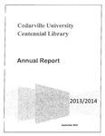 Centennial Library 2013-2014 Annual Report