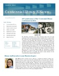 Centennial Library E-News, January/February 2012