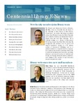 Centennial Library E-News, September/October 2011