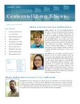 Centennial Library E-News, September/October 2010