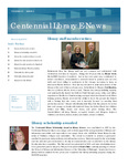 Centennial Library E-News, March/April 2010