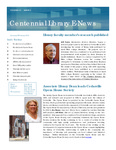 Centennial Library E-News, January/February 2010