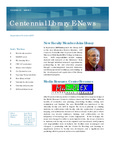 Centennial Library E-News, September/October 2007