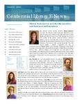 Centennial Library E-News, September/October 2012 by Cedarville University