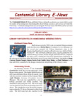 Centennial Library E-News, November/December 2006