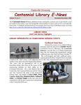 Centennial Library E-News, November/December 2005