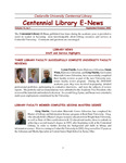 Centennial Library E-News, September/October 2005