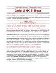 Centennial Library E-News, September-December 2003