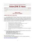 Centennial Library E-News, April 2002