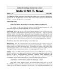 Centennial Library E-News, April 2000