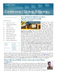 Centennial Library E-News, November/December 2012 by Cedarville University