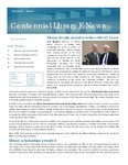 Centennial Library E-News, March/April 2013 by Cedarville University