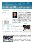 Centennial Library E-News, September/October 2013 by Cedarville University