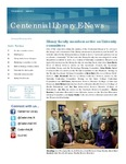 Centennial Library E-News, January/February 2014 by Cedarville University