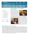 Centennial Library E-News, March/April 2014 by Cedarville University