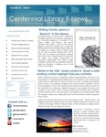 Centennial Library E-News, January/February 2016
