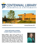 Centennial Library E-News, January/February 2017