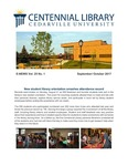 Centennial Library E-News, September/October 2017 by Cedarville University