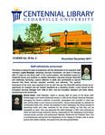 Centennial Library E-News, November/December 2017
