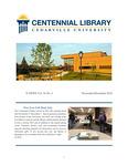 Centennial Library E-News, November/December 2018 by Cedarville University