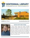 Centennial Library E-News, November/December 2019 by Cedarville University
