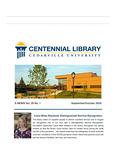 Centennial Library E-News, September/October 2020