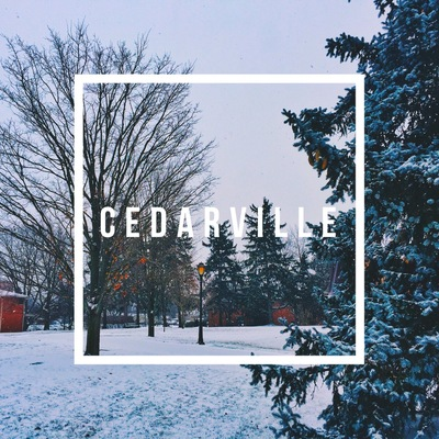 Winter in Cedarville