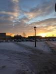 Sunrise and Solitude
