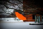 The Adventure of the Orange Umbrella