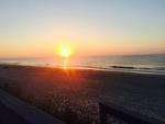 Sunrise Down the Shore