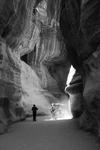 Rushing Between Immovable Canyon Walls of History