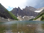 Lake Agnes by Alayna Ackley
