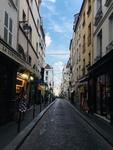 Parisian Street by Amanda McGregor