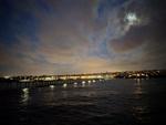 San Diego city lights by Sarah Maue