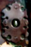 Eye of a Keyhole by Madelaine Martens