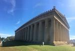 The Nashville Parthenon by Ashley Gosman