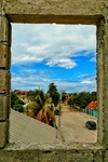 Haitian Street by Emily Kuhn
