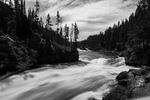Rushing Rapids by Luke Custer