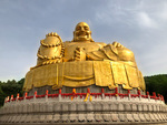 Thousand Buddha Mountain by Katie Gosman