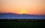 Sunset in Idaho by David Cox