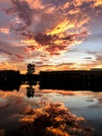 Fiery Reflections by Abby Gosselink