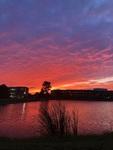 Tranquil Sunset by Josh Decker