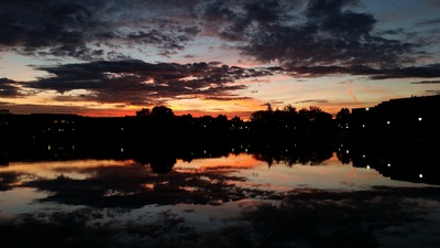 Campus Sunrise